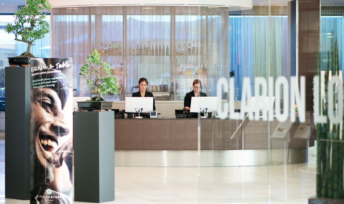 clarion arlanda airport
