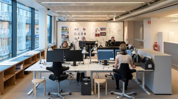 White Arkitekter office in Linköping